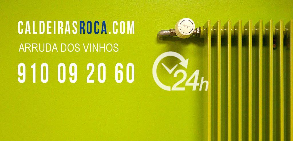 Assistência Caldeiras Roca Arruda Dos Vinhos