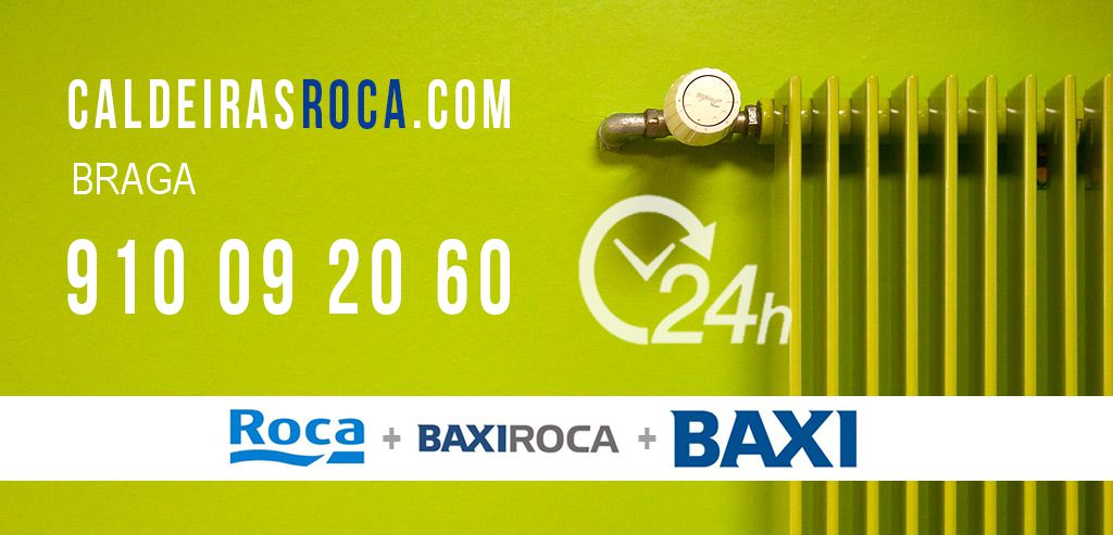 Assistência Caldeiras Roca Braga
